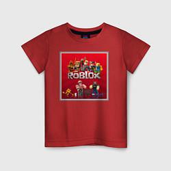 Детская футболка Roblox
