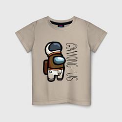 Детская футболка Among Us Z