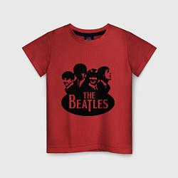 Детская футболка The Beatles Band