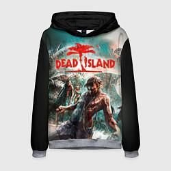 Толстовка-худи мужская Dead Island цвета 3D-меланж — фото 1