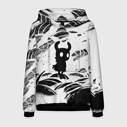 Толстовка-худи мужская Hollow Knight цвета 3D-черный — фото 1