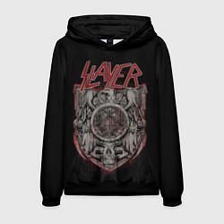 Толстовка-худи мужская Slayer цвета 3D-черный — фото 1