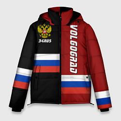 Куртка зимняя мужская Volgograd, Russia цвета 3D-черный — фото 1