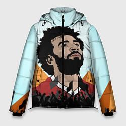 Куртка зимняя мужская Salah: Egypt King цвета 3D-черный — фото 1