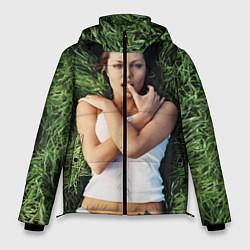 Мужская зимняя куртка Анджелина Джоли