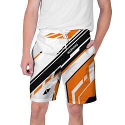 Шорты на шнурке мужские CS:GO Asiimov P90 Style цвета 3D — фото 1