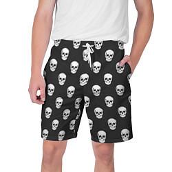Шорты на шнурке мужские BFMV: Skulls цвета 3D — фото 1