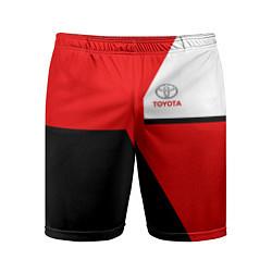 Мужские спортивные шорты Toyota Sport