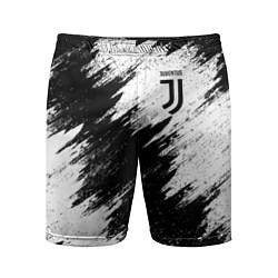 Шорты спортивные мужские FC Juventus цвета 3D — фото 1