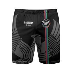 Мужские спортивные шорты Dagestan forever