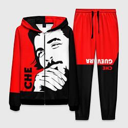 Костюм мужской Че Гевара цвета 3D-черный — фото 1