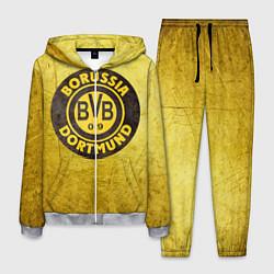 Костюм мужской Borussia3 цвета 3D-меланж — фото 1