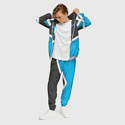 Костюм мужской Team Liquid Uniform цвета 3D-меланж — фото 2