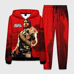 Костюм мужской Red Dead Redemption цвета 3D-черный — фото 1