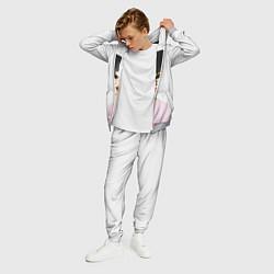 Костюм мужской Jungkook цвета 3D-меланж — фото 2