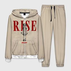 Костюм мужской Skillet: Rise цвета 3D-белый — фото 1