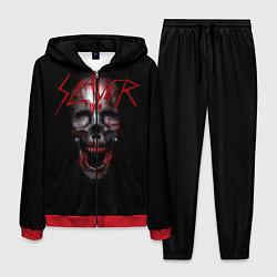 Костюм мужской Slayer: Wild Skull цвета 3D-красный — фото 1