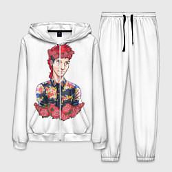 Костюм мужской Twenty One Pilots: Red Guy цвета 3D-белый — фото 1