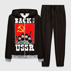 Костюм мужской Back In The USSR цвета 3D-меланж — фото 1
