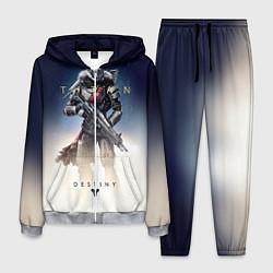 Костюм мужской Destiny: Titan цвета 3D-меланж — фото 1