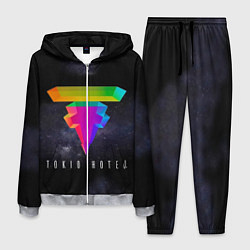 Костюм мужской Tokio Hotel: New Symbol цвета 3D-меланж — фото 1