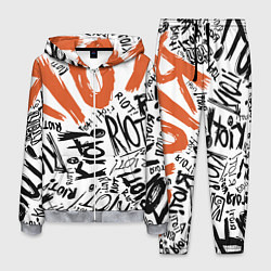 Костюм мужской Paramore: Riot цвета 3D-меланж — фото 1