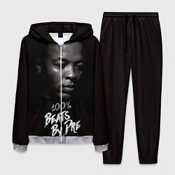 Костюм мужской Dr. Dre: 100% Beats цвета 3D-меланж — фото 1