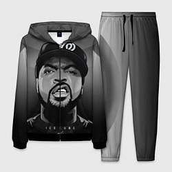 Костюм мужской Ice Cube: Gangsta цвета 3D-черный — фото 1