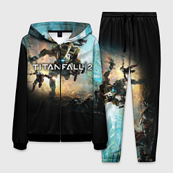 Костюм мужской Titanfall Battle цвета 3D-черный — фото 1