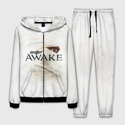 Костюм мужской Skillet: Awake цвета 3D-черный — фото 1