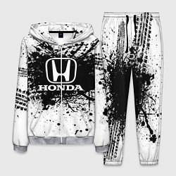 Костюм мужской Honda: Black Spray цвета 3D-меланж — фото 1
