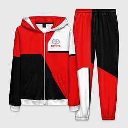 Мужской костюм Toyota Sport