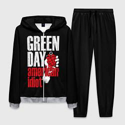 Костюм мужской Green Day: American Idiot цвета 3D-меланж — фото 1
