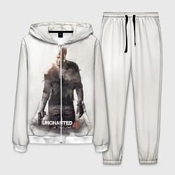 Костюм мужской Uncharted 4: Nathan цвета 3D-белый — фото 1