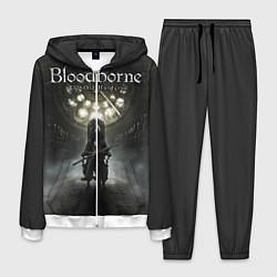 Костюм мужской Bloodborne: Shrine цвета 3D-белый — фото 1