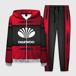 Костюм мужской Daewoo Sport цвета 3D-меланж — фото 1