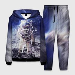 Костюм мужской Starfield: Astronaut цвета 3D-черный — фото 1