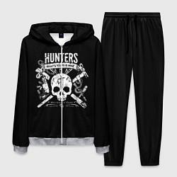 Костюм мужской Hunters: What Yours is Mine цвета 3D-меланж — фото 1