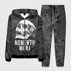 Костюм мужской Memento Mori цвета 3D-черный — фото 1