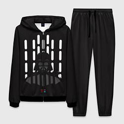 Костюм мужской Дарт Вейдер цвета 3D-черный — фото 1