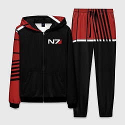 Мужской костюм MASS EFFECT N7