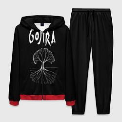 Костюм мужской Gojira: Tree цвета 3D-красный — фото 1