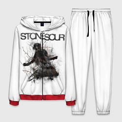 Костюм мужской Stone Sour: Rage цвета 3D-красный — фото 1