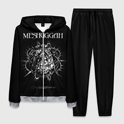Костюм мужской Meshuggah: Chaosphere цвета 3D-меланж — фото 1