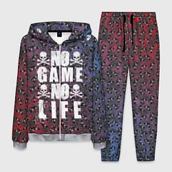 Костюм мужской No Game No Life цвета 3D-меланж — фото 1