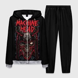 Костюм мужской Machine Head: Blooded Skull цвета 3D-меланж — фото 1
