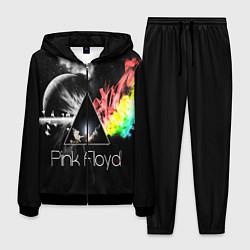 Костюм мужской PINK FLOYD цвета 3D-черный — фото 1