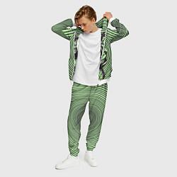 Костюм мужской Joker in a straitjacket цвета 3D-белый — фото 2
