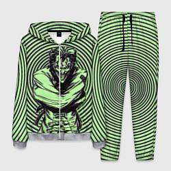 Костюм мужской Joker in a straitjacket цвета 3D-меланж — фото 1