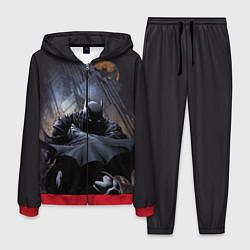 Костюм мужской Batman цвета 3D-красный — фото 1
